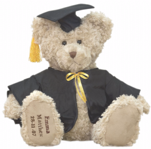 "The ""Best University Bear in the World"""